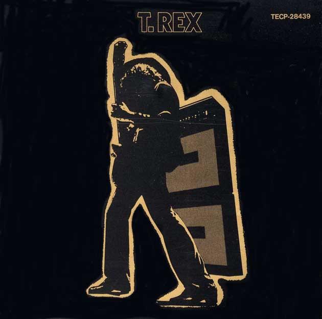 Warriors Imagine Dragons Electric Guitar Tab: T.REX(T.レックス) / ゲット・イット・オン(GET IT ON) バンド・スコア